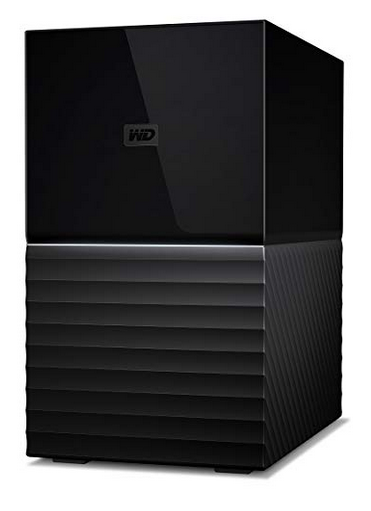 WD 4TB My Book Duo Desktop RAID External Hard Drive