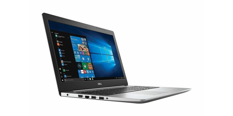 Dell Inspiron 15 – Side Angle