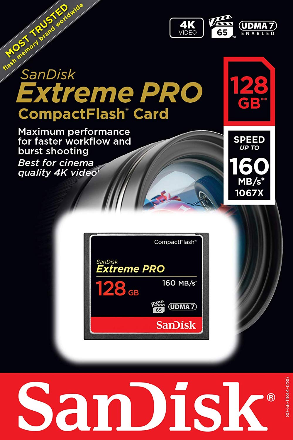 The 5 Best CF Cards in 2019 (Compact Flash Card) | VFX